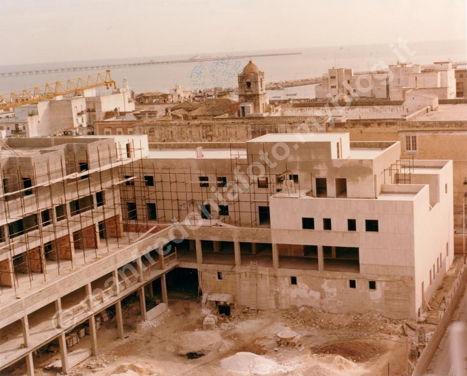 Mulino manfredonia foto for Piano di costruzione dell edificio
